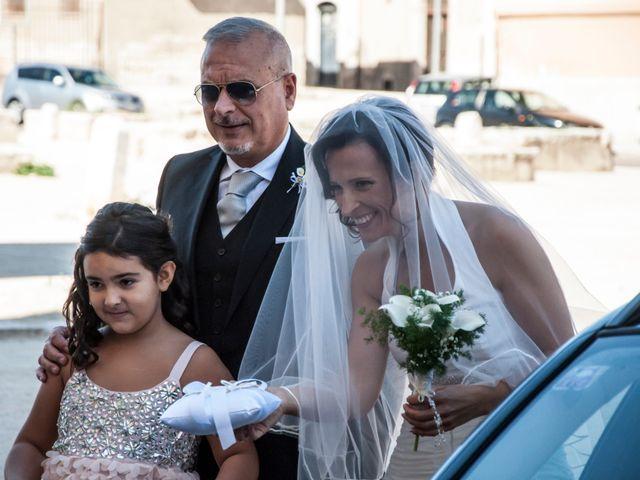 Il matrimonio di Alessandro e Rosalba a Margherita di Savoia, Bari 16