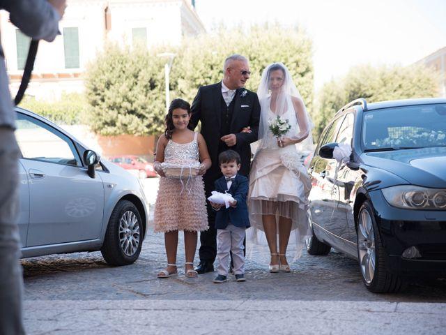 Il matrimonio di Alessandro e Rosalba a Margherita di Savoia, Bari 17