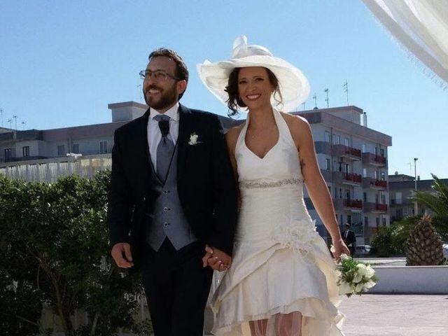 Il matrimonio di Alessandro e Rosalba a Margherita di Savoia, Bari 36