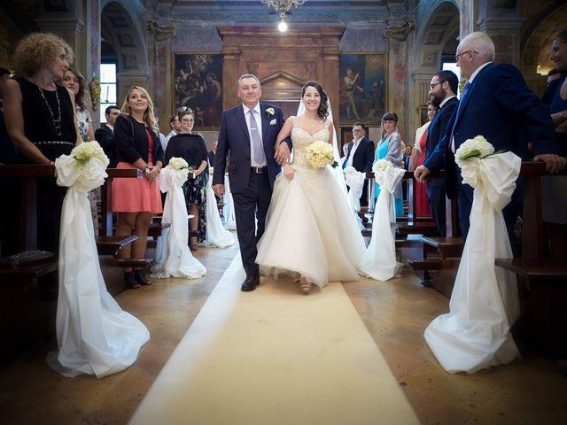 Il matrimonio di roberto e eleonora a Casalmaggiore, Cremona 17