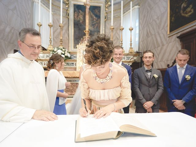 Il matrimonio di roberto e eleonora a Casalmaggiore, Cremona 40