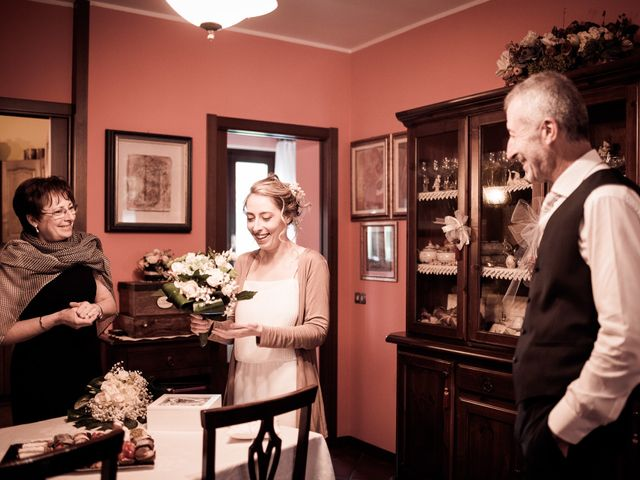 Il matrimonio di Stefano e Francesca a Cassano Magnago, Varese 16
