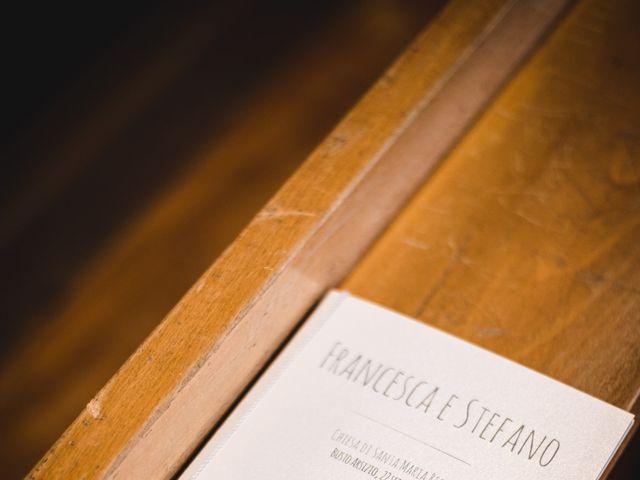 Il matrimonio di Stefano e Francesca a Cassano Magnago, Varese 26