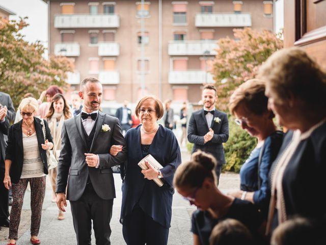Il matrimonio di Stefano e Francesca a Cassano Magnago, Varese 28