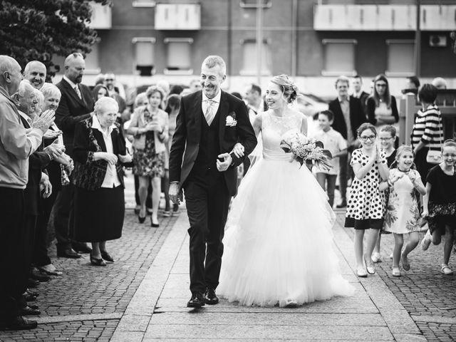 Il matrimonio di Stefano e Francesca a Cassano Magnago, Varese 33