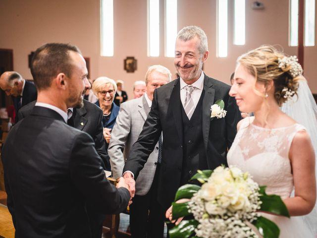 Il matrimonio di Stefano e Francesca a Cassano Magnago, Varese 35