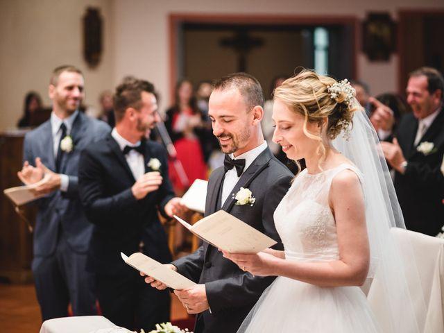 Il matrimonio di Stefano e Francesca a Cassano Magnago, Varese 43