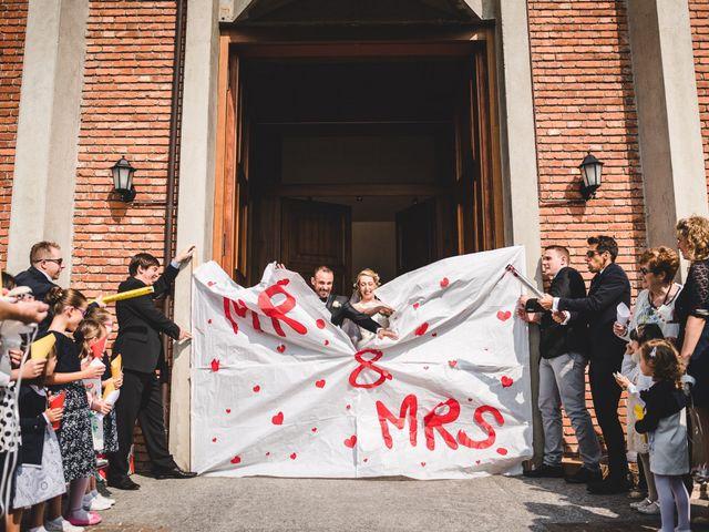 Il matrimonio di Stefano e Francesca a Cassano Magnago, Varese 45