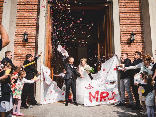 Il matrimonio di Stefano e Francesca a Cassano Magnago, Varese 1