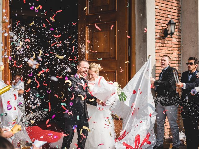 Il matrimonio di Stefano e Francesca a Cassano Magnago, Varese 46
