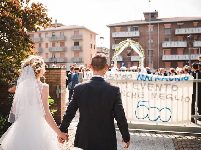 Il matrimonio di Stefano e Francesca a Cassano Magnago, Varese 49