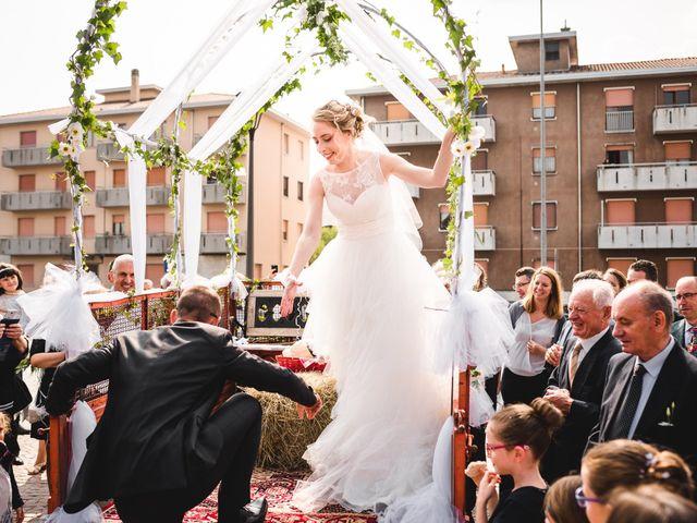 Il matrimonio di Stefano e Francesca a Cassano Magnago, Varese 50