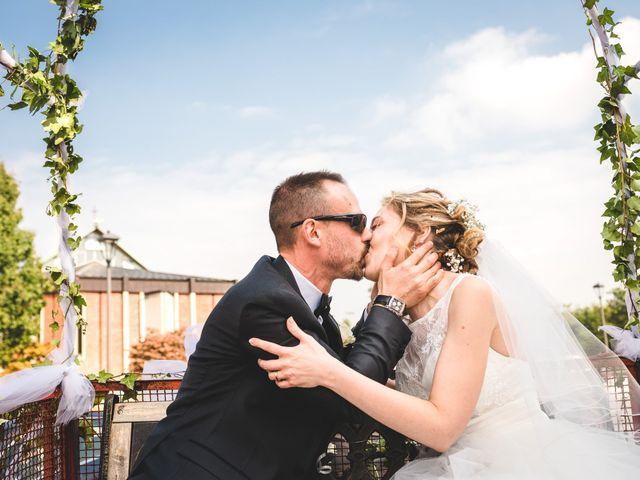 Il matrimonio di Stefano e Francesca a Cassano Magnago, Varese 54