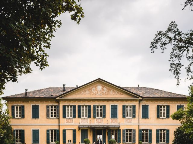 Il matrimonio di Stefano e Francesca a Cassano Magnago, Varese 55