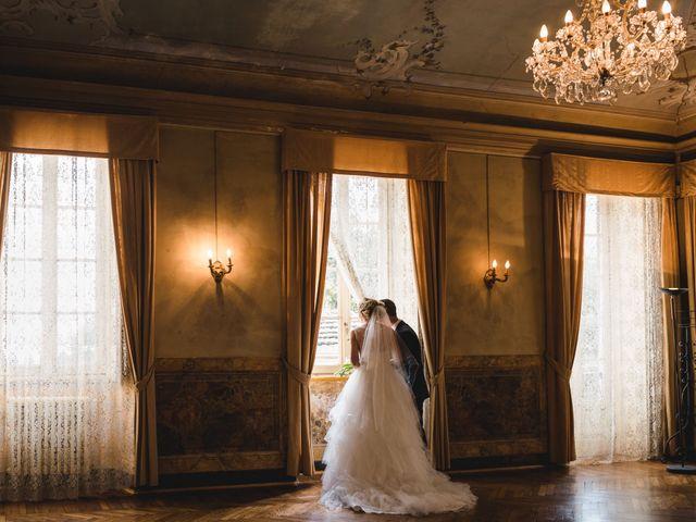 Il matrimonio di Stefano e Francesca a Cassano Magnago, Varese 56