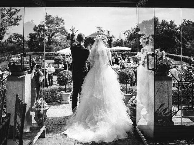 Il matrimonio di Stefano e Francesca a Cassano Magnago, Varese 64