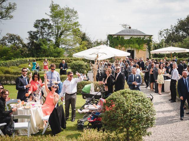Il matrimonio di Stefano e Francesca a Cassano Magnago, Varese 65
