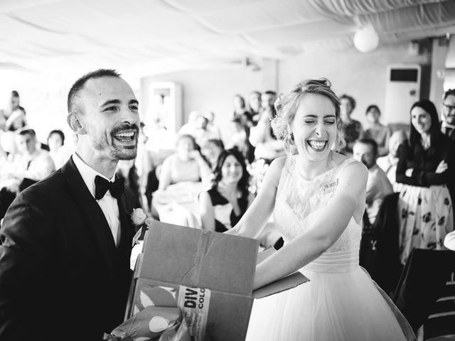 Il matrimonio di Stefano e Francesca a Cassano Magnago, Varese 80