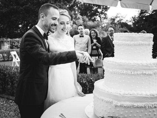 Il matrimonio di Stefano e Francesca a Cassano Magnago, Varese 94
