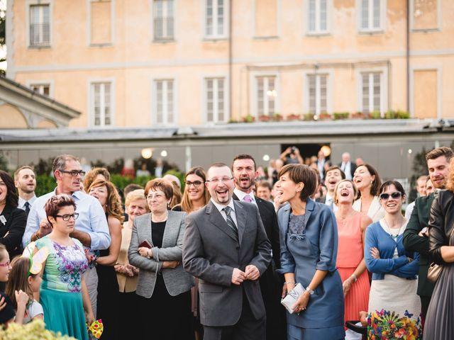 Il matrimonio di Stefano e Francesca a Cassano Magnago, Varese 98