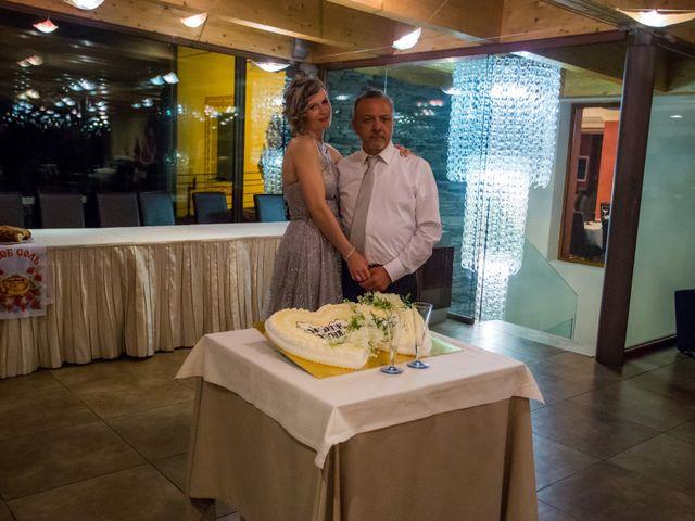 Il matrimonio di Michele e Natalia a Cantù, Como 28