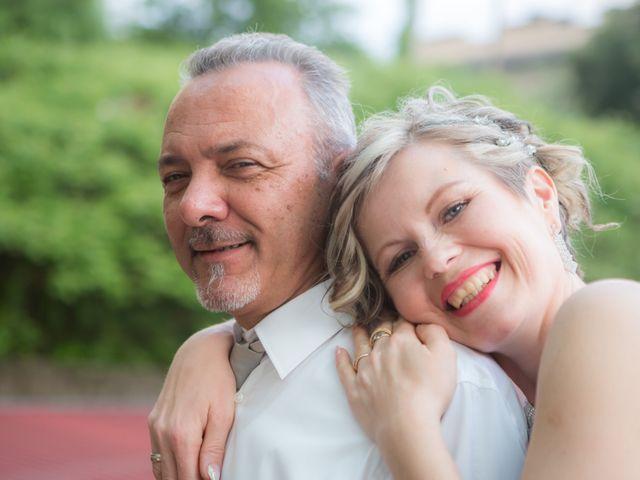Il matrimonio di Michele e Natalia a Cantù, Como 22