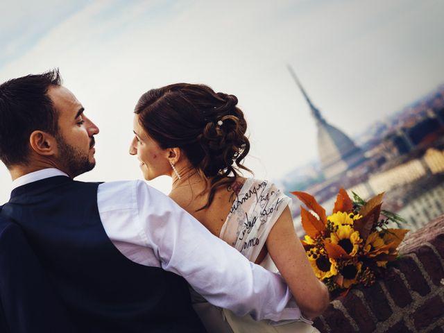 Il matrimonio di Diego e Valentina a Torino, Torino 17