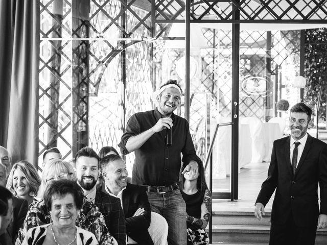Il matrimonio di Daniel e Serena a Polaveno, Brescia 25