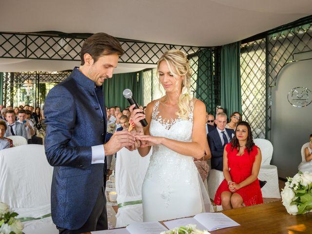 Il matrimonio di Daniel e Serena a Polaveno, Brescia 30