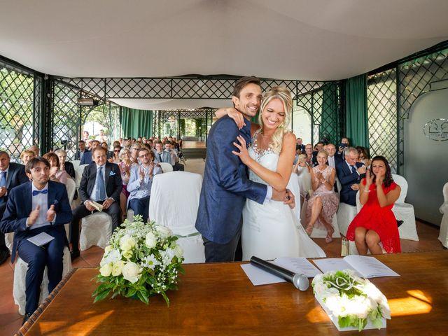 Il matrimonio di Daniel e Serena a Polaveno, Brescia 32