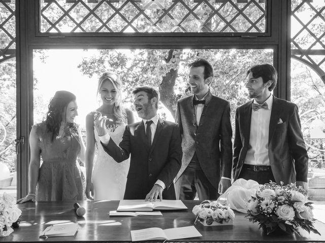 Il matrimonio di Daniel e Serena a Polaveno, Brescia 35