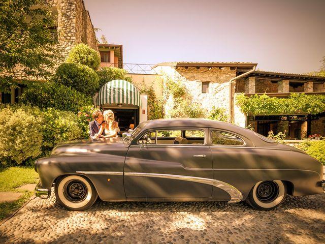 Il matrimonio di Daniel e Serena a Polaveno, Brescia 41