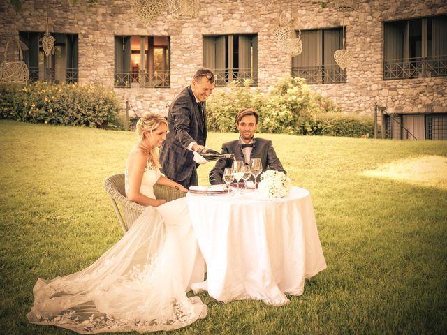 Il matrimonio di Daniel e Serena a Polaveno, Brescia 45