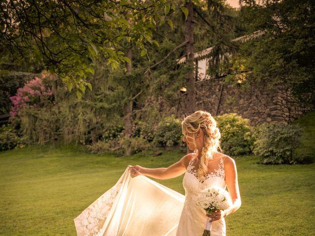 Il matrimonio di Daniel e Serena a Polaveno, Brescia 51