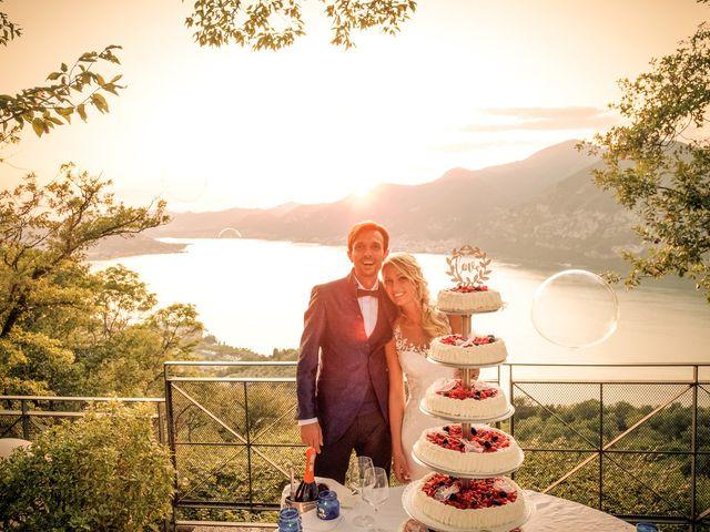 Il matrimonio di Daniel e Serena a Polaveno, Brescia 58