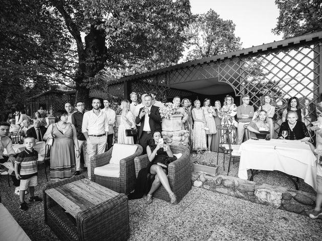 Il matrimonio di Daniel e Serena a Polaveno, Brescia 59