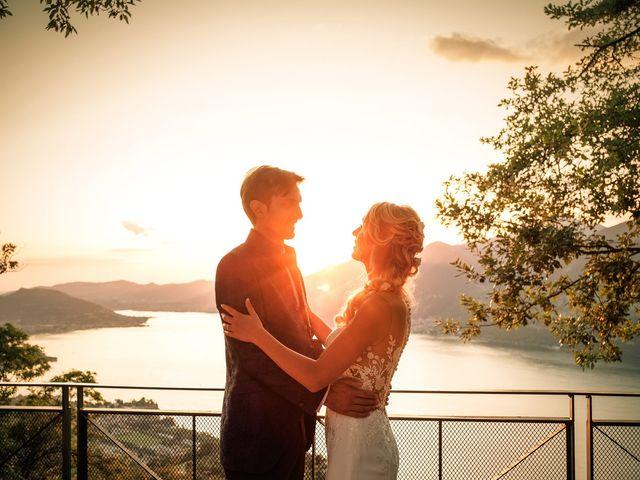 Il matrimonio di Daniel e Serena a Polaveno, Brescia 64