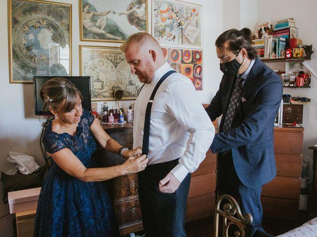 Il matrimonio di Michele e Michela a Arezzo, Arezzo 7