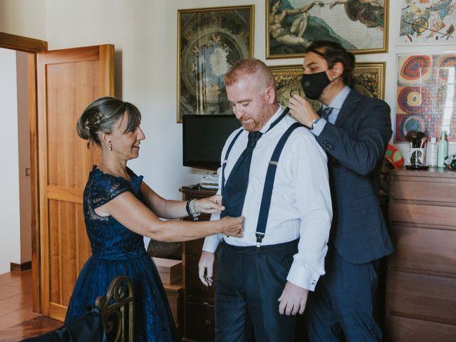 Il matrimonio di Michele e Michela a Arezzo, Arezzo 8