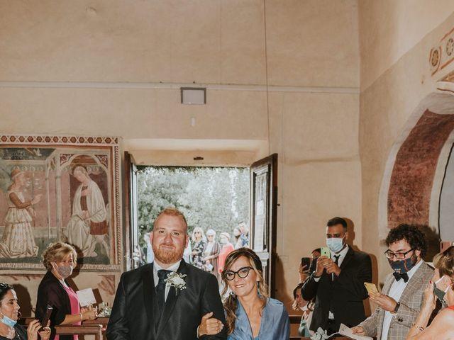 Il matrimonio di Michele e Michela a Arezzo, Arezzo 28