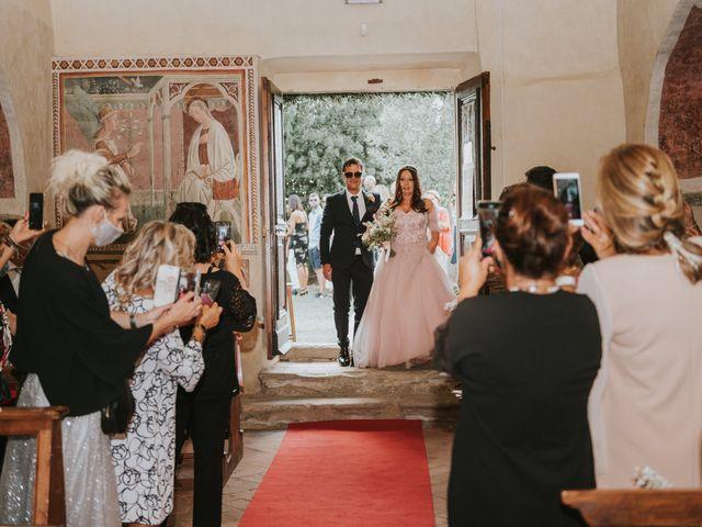 Il matrimonio di Michele e Michela a Arezzo, Arezzo 32