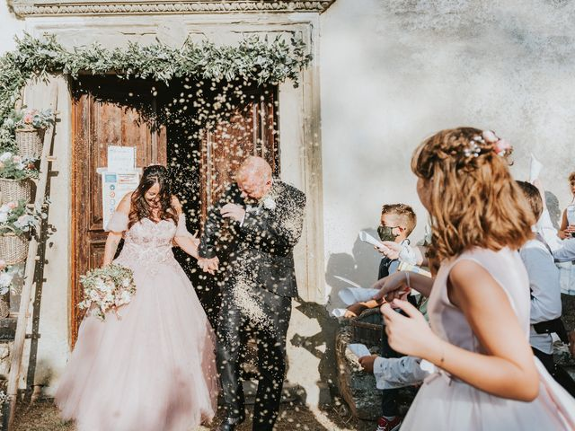 Il matrimonio di Michele e Michela a Arezzo, Arezzo 44