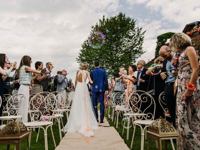 Il matrimonio di Marzia e Stefano a Bergamo, Bergamo 31