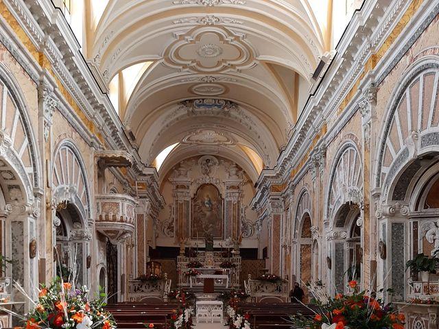 Il matrimonio di Vittorio e Chiara a Pietravairano, Caserta 6