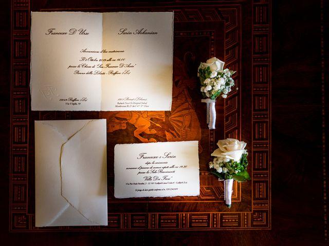 Il matrimonio di Francesco e Sarin a Ruffano, Lecce 12
