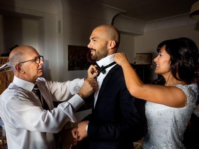 Il matrimonio di Francesco e Sarin a Ruffano, Lecce 35