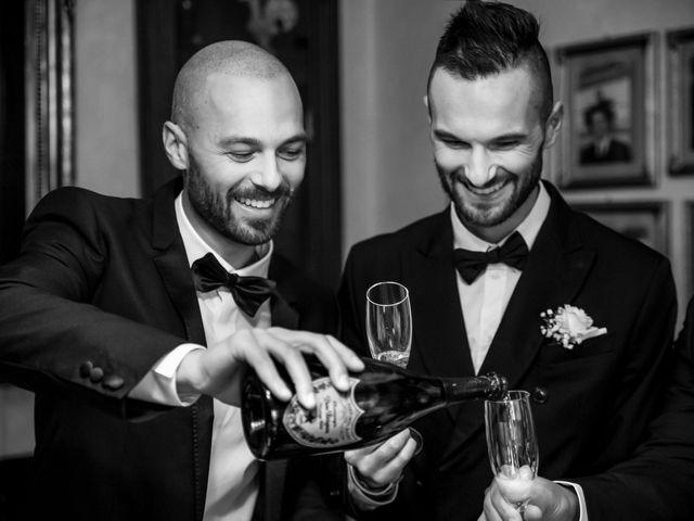 Il matrimonio di Francesco e Sarin a Ruffano, Lecce 42