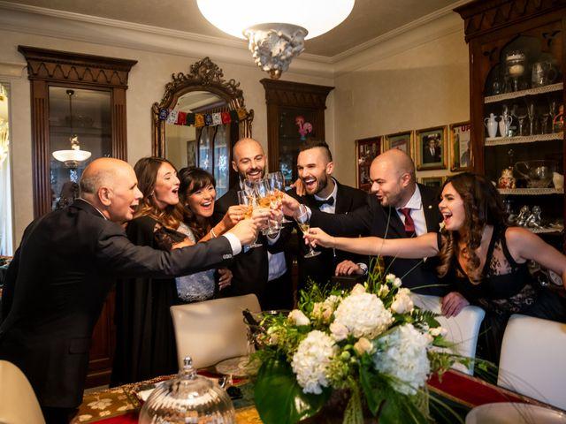 Il matrimonio di Francesco e Sarin a Ruffano, Lecce 43