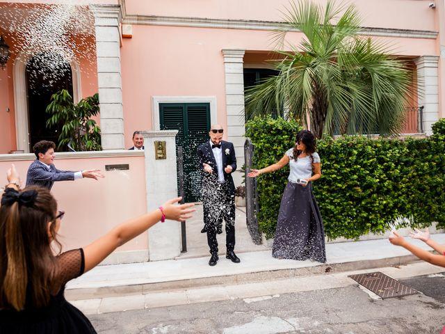 Il matrimonio di Francesco e Sarin a Ruffano, Lecce 45