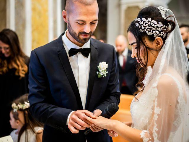 Il matrimonio di Francesco e Sarin a Ruffano, Lecce 56